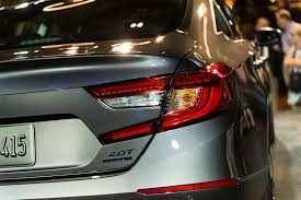 Honda Accord Lights Five Design Details To Know On The 2018 Honda Accord Automobile