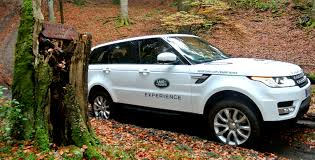 land rover range rover off road 4x4 land rover experience highland offroad