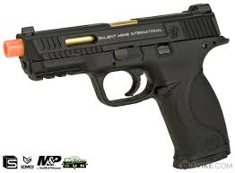 emg sai smith u0026 wesson licensed m u0026p 9 full size airsoft gbb