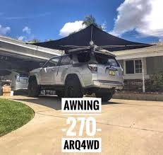 Jeep Wrangler Awning Group Buy For Arq4wd Awnings Ih8mud Forum