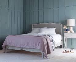 chambre bleu et blanc chambre bleu et gris idées déco en tons neutres et froids
