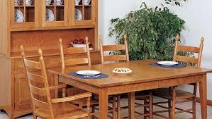 classic shaker dining room