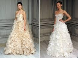beige wedding dress rich 2012 lhuillier wedding dresses