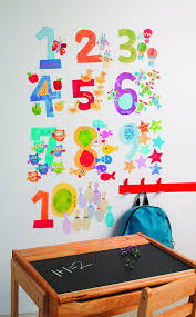 amazon com wallies wall decals counting numbers wall stickers amazon com wallies wall decals counting numbers wall stickers includes 10 numbers home kitchen