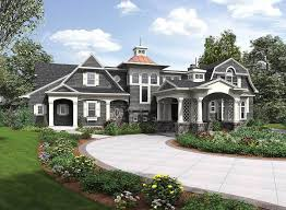 premium shingle style house plan 23599jd architectural designs