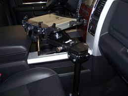 mongoose vehicle laptop desk locking laptop stand pro desks