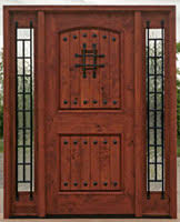 wooden and glass doors exterior doors with sidelights wholesale clearance wood doors