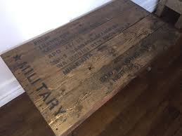 1001 Pallet by Military Inspired Pallet Coffee Table U2022 1001 Pallets