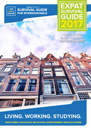 expat survival guide 2017 by i am not a tourist issuu