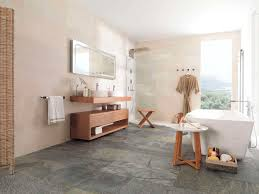 6 bathroom floor ideas to consider for best material selection