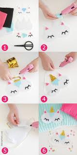 Handmade Craft Ideas For Home Decoration Step By Step Best 10 Unicorn Crafts Ideas On Pinterest Diy Slime Fun Crafts