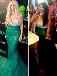 Mermaid Halloween Costumes Kim Kardashian Rewears 2012 Mermaid Costume North U0027s Birthday Party