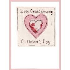 personalised mother u0027s day card by milly and pip
