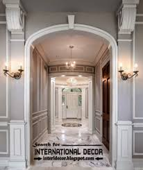 moulding designs for walls nice and simple ideas