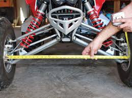 2012 improving handling by adjusting toe in and tie rods on your