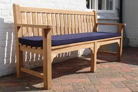 Memorial Benches Uk Hampshire Wooden Teak Memorial Bench Traditional Garden Seat