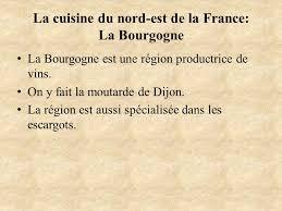 la cuisine du nord la gastronomie française suite la gastronomie française la