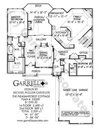 craftsman style house floor plans pleasantcrest cottage house plan house plans by garrell