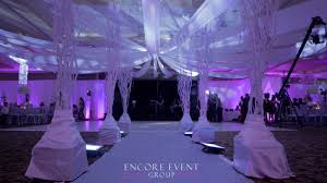 ceiling draping for weddings ceiling wedding drapery gardens southgate mi encore