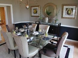 two tone grey dining room two tone dining room ideas pictures