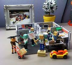 Lego Office Lego Cubicles Mini Office Playset Lets You Scream