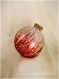 62 best handpainted ornaments by silver owl studio
