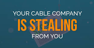What Are The Cable Companies In My Area by Your Cable Company Is Secretly Stealing From You