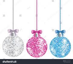 vector ornaments shiny disco ornaments stock vector 167162564