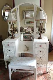 Shabby Chic Vanity Chair Vanities French Country Vanity Stool French Country European