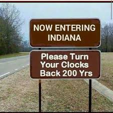 Sign Memes - 11 hilariously accurate memes about indiana