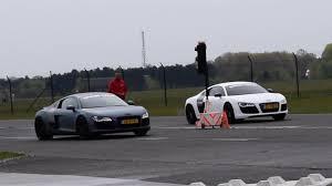 corvette vs audi r8 r8 v10 akrapovic vs audi r8 v8 gallardo corvette c7