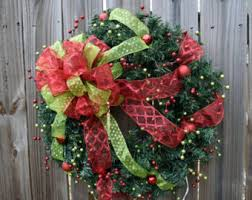 wreath set of 4 free shipping garland