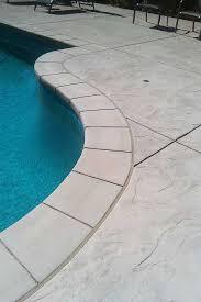 pool coping bcp concrete