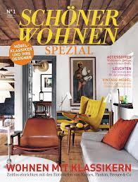designer wohnen schöner wohnen design klassiker 1 2015 südwest verlag paperback