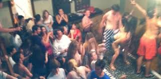 uni students fined after throwing a party so crazy the air scored