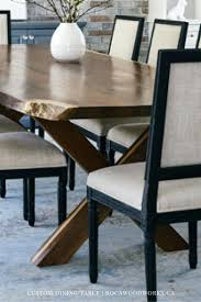 Dining Room Tables Nyc Winning Custom Dining Tables Decorating Custom Made Large Rustic