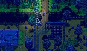 Lightning Strike Map The Best Games Of 2016 Stardew Valley Slashgear