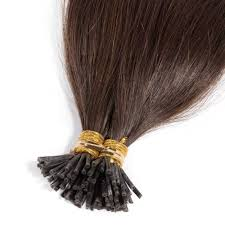 i tip hair extensions 50g 0 5g s i tip hair extensions 4 medium brown