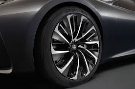 lexus lf lc buy lexus lf fc flagship concept is a thinly veiled ls with fuel cell