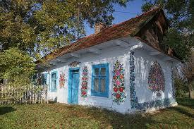 zalipie u2013 the most beautiful village in poland unusual places