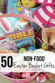 non food gift baskets 50 non food easter basket gifts