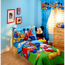 bedroom stunning baby bedding sets disney mickey mouse piece