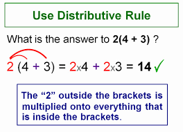 lesson 1 4 the distributive property lessons tes teach