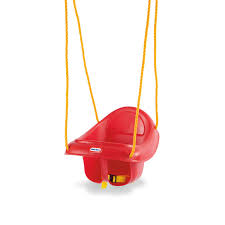 Swinging Baby Chairs Highback Toddler Swing At Little Tikes
