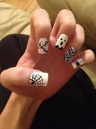 imagenes de uñas decoradas de jalowin 98 fotos de uñas de halloween decoración de uñas manicura y