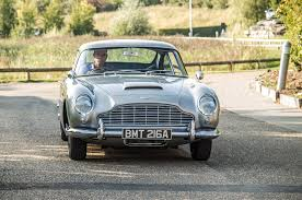 vintage aston martin db5 bulletproof driving james bond u0027s aston martin db5 dbs and db10