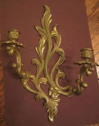 Wall Candle Holders Sconces 165 Best A Candle U0027s Resting Place Images On Pinterest Candle