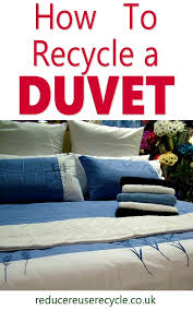 How To Wash Feather Duvet Where Can I Recycle My Duvet
