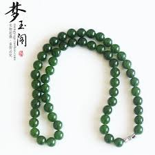 jade necklace images Wholesale ock lanyard necklace men and women of child spinach jpg