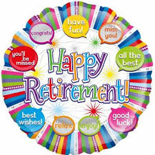 retirement balloon delivery helium balloon delivery gifts ie